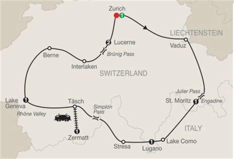 $2,231: 9 day switzerland and italian lakes tour italy