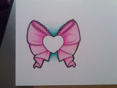 sailor moon style bow tattoo design by miss ag on deviantart