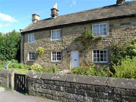 Eyam Plague Cottages by Eyam Peak District Www Bootsandpaws Co Uk