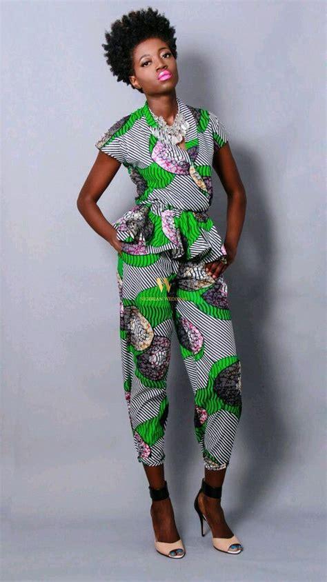 ankara jumpsuit styles photos 1000 ideas about african jumpsuit on pinterest ankara