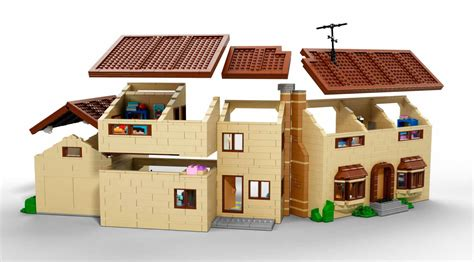 lego house sets shut up and take my money lego simpsons set