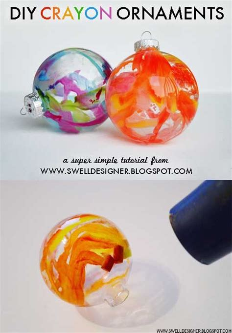 diy ornaments melted crayons melted crayons picmia
