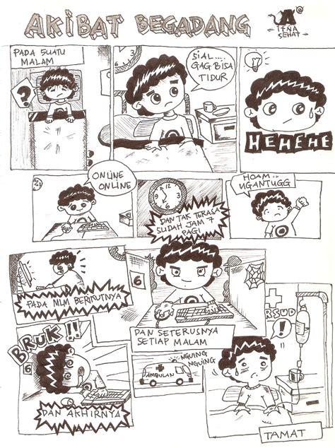 gambar komik hitam putih komicbox