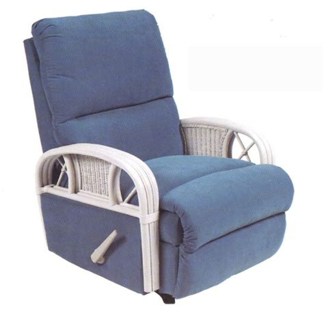 bamboo recliner chair captiva ww rocker recliner rattan and wicker rockers and
