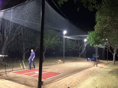 backyard batting cage talentneeds