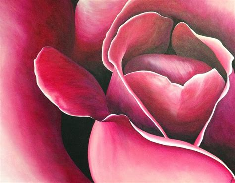 acrylic painting roses painting acrylic my painting
