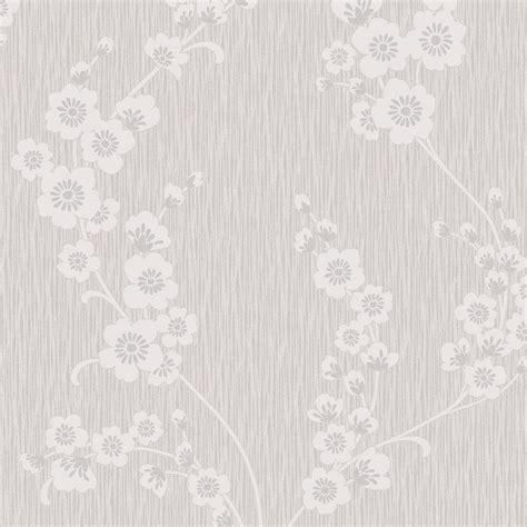 grey patterned glitter wallpaper henderson interiors chelsea glitter floral wallpaper soft