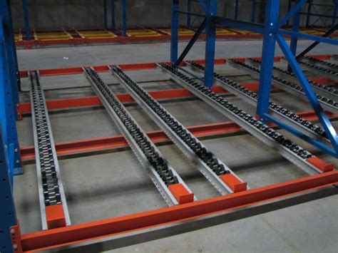 Flow Rack Systems by Our Pallet Flow Rack Systems Offer Solutions To Your