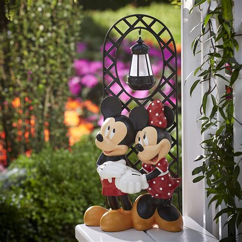 disney mickey minnie with arched lattice panel limited