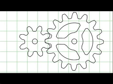 gear template generator version gear generator version 3