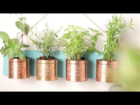 What Is Planters by Be Crafty Tin Can Planters