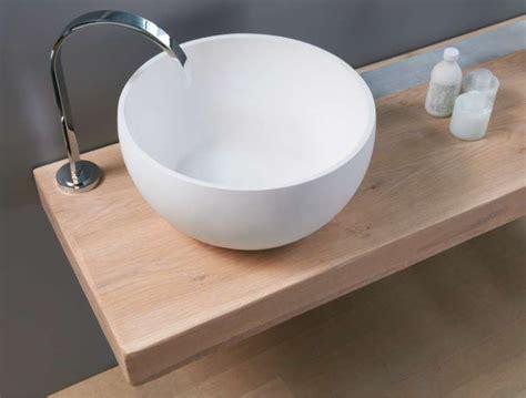 rubinetti per lavabi da appoggio lavabi da appoggio per bagno un tocco di stile e di