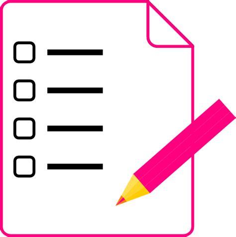 Drawing Quiz by Quiz Clip At Clker Vector Clip