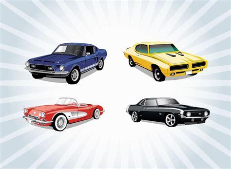 classic cars clip art muscle car clipart free gram 3 image 41983
