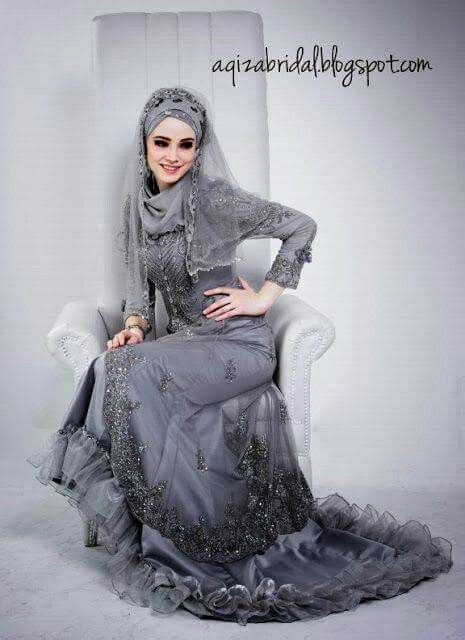 Baju Atasan Veyaz Top 18 best muslim wedding dress images on