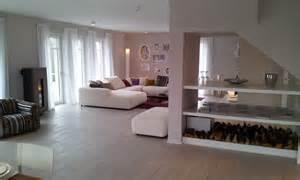 Wohnzimmer Farblich Gestalten Braun Funvit Com Holzbalken In Neubau Wohnzimmer