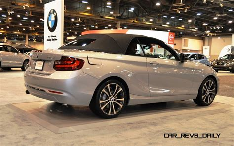 houston boat and cer show houston auto show 2015 bmw 228i xdrive convertible in