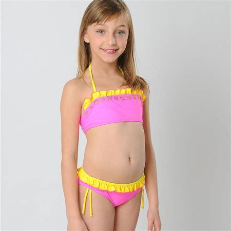 12 year old girls swimwear free shipping 1 12 years old font b girls b font bikini