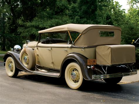 1933 lincoln model ka information and photos momentcar