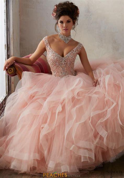 Coco Pink Lila Shoulder Merah by Vestidos De Xv Color Rosa Palo Dise 241 Os De Vestidos 2018