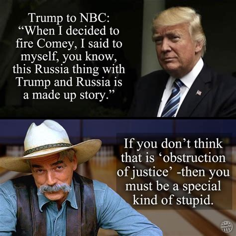 why russians like donald trump sort of nbc news trump to nbc a special kind fo stupid