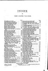 Index All About Genealogy And Family History World Archives