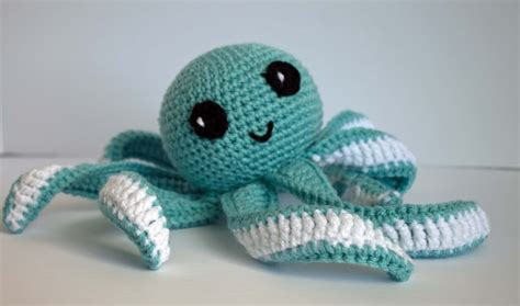 cloth sewing checks a magic pat trick pattern scissors amigurumi octopus baby toy free pattern part 2 the