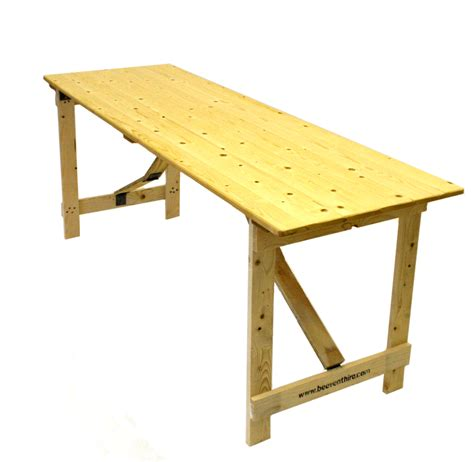 woodworking trestles wooden trestle table 6 foot by 2 foot 6 quot be furniture