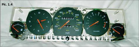 Volvo Speedometer Repair by Volvo 740 And 850 Odometer Repair