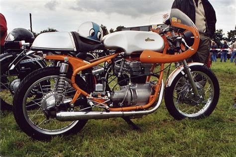 Awo 425 Cafe Racer by Pin Simson Awo Sport On