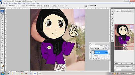 membuat foto menjadi kartun chibi deescave tutorial membuat foto menjadi kartun manga