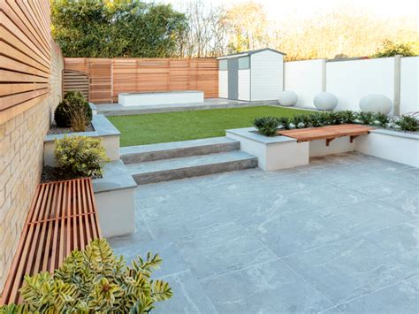 small contemporary garden ideas small garden design openview landscape design ltd