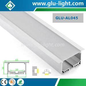 Lu Led Stripe aluminium led profile recessed linear led light bar