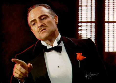 Godfather Don godfather vito corleone quotes quotesgram