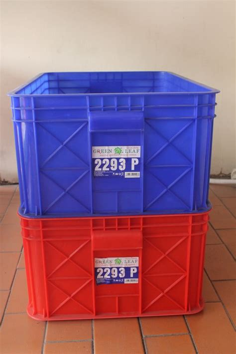 Keranjang Container keranjang plastik 2293 p jual produk plastik grosir