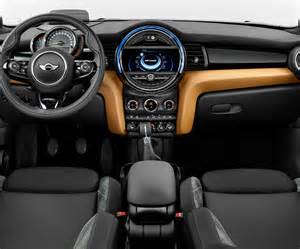 Interior Mini Cooper Upgrade To 4 Door In Mini Cooper 2017 My