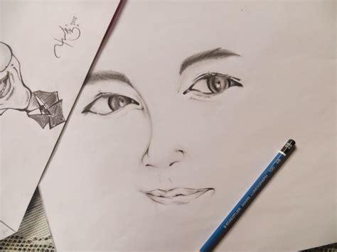Kotak Pensil By Jackraft Un 3 cara mudah menggambar wajah manusia beserta contohnya