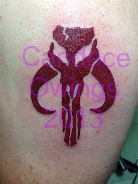 mandalorian tattoo 17 best images about mandalorian tattoos on