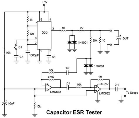 capacitor esr and frequency from the q and a nuts volts magazine for the electronics hobbyist