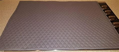 cover for ceramic cooktop s needful things quilted cover protector for glass
