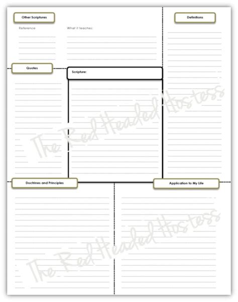 bible study template 29 images of bible notebook template designsolid