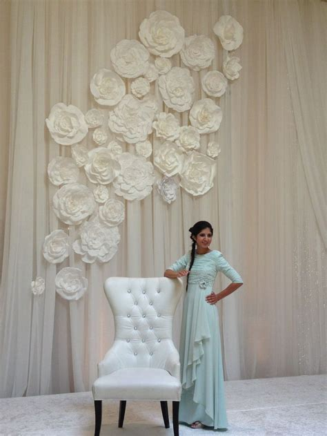 68 best Wedding Backdrops images on Pinterest   Backdrop