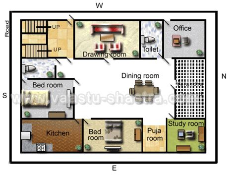 house plan west facing per vastu outstanding west facing house plan according to vastu gallery best idea home design