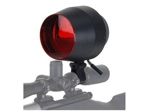 gun mounted predator lights primos varmint light nightblaster 250 yard gun