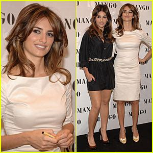 Fab Ad Penelope And For Mng Mango by S Mystery Just Jared