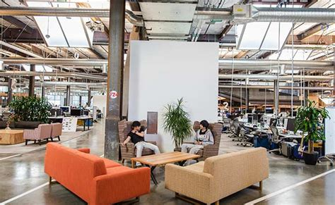facebook s new cool office photos of facebook s new headquarters offer insight about