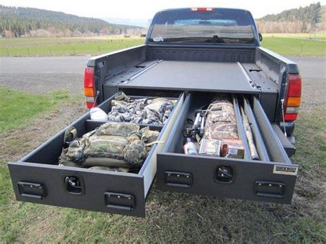 truck bed drawer system 25 best ideas about truck bed storage on pinterest
