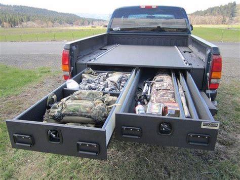 Truck Bed Gas Storage by Best 25 Truck Bed Storage Ideas On Toyota El