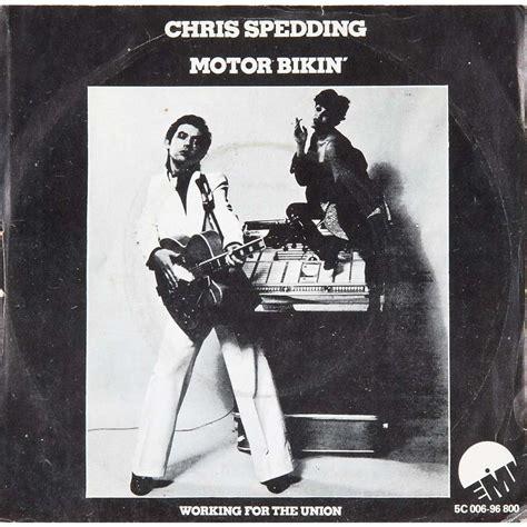 Chris spedding motorbikin single women