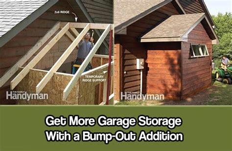 garage addition plans